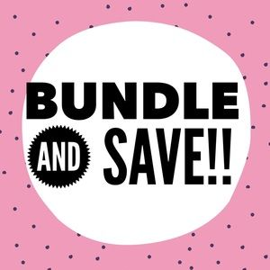 Bundle your faves and save